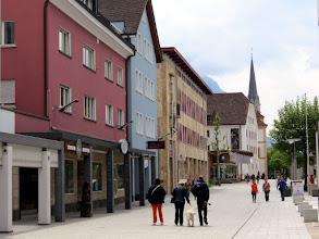 Photo: Vaduz - Städtle (small town)