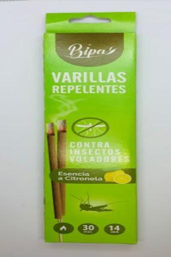 Varillas Bipa Repelentes Citronela
