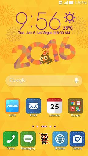 Happy New Year Zenny! скачать на планшет Андроид