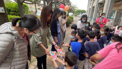 20201127幼兒園感恩節活動-感謝校園
