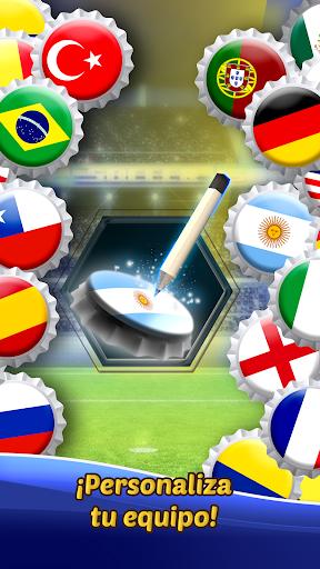 SOCCUP 2018 Soccer Star: Juego de fu00fatbol de chapas 1.5.5 screenshots 3