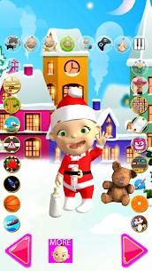 Talking Babsy Baby Xmas Games 1