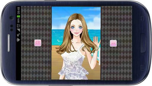無料休闲Appのポップドレスアップ:ナディアを。|記事Game