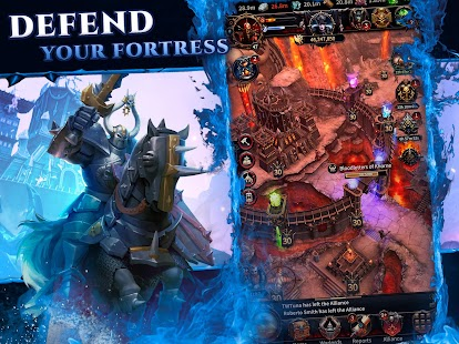 Warhammer: Chaos & Conquest - Real Time Strategy Screenshot