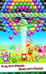 Bubble Shooter – Pooch Pop 1.2.8 MOD for Android 2