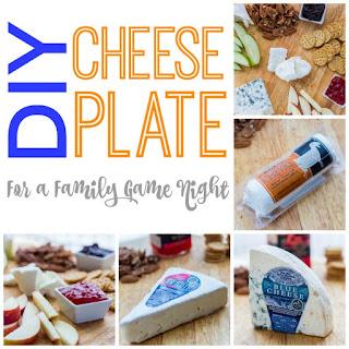 DIY Cheese Plate