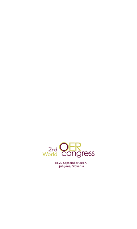 OER Congress- screenshot