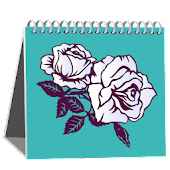 Women's Calendar free(ocean)