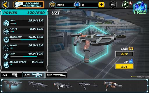 Cyber Gangster 3018 1.3 screenshots 2
