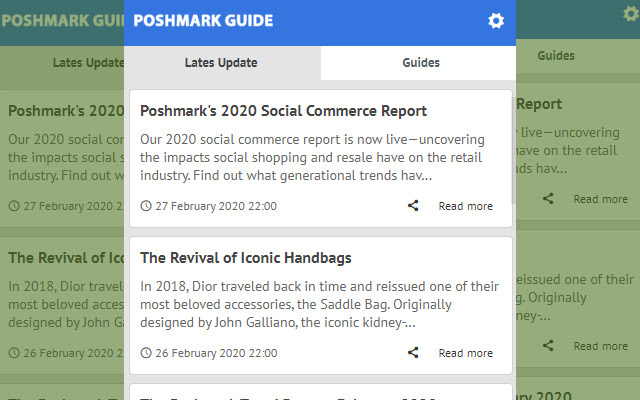 Poshmark - Latest News Update