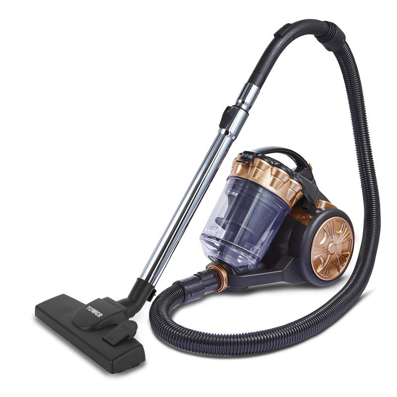A good vacuum cleaner deserves a good delivery service.