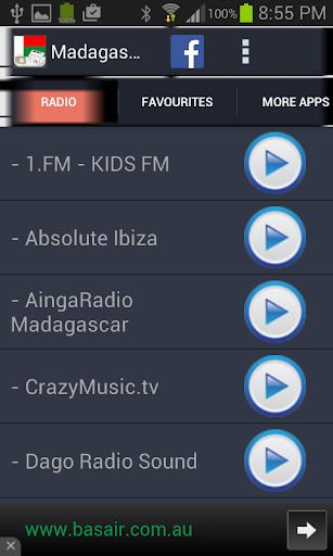 Madagascar Radio News