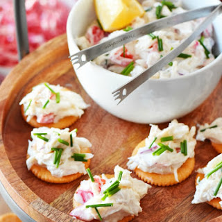 Crab Meat Appetizers Recipes.