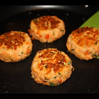Salmon Patties With Fresh Salmon Recipes.