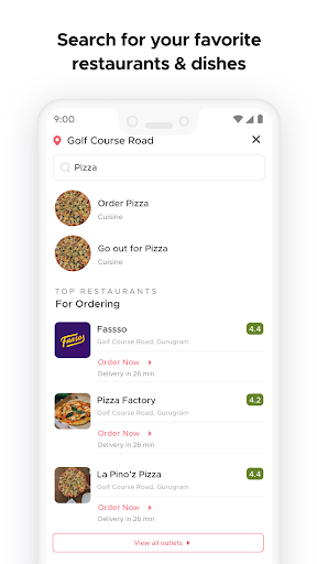 Zomato screenshot 5