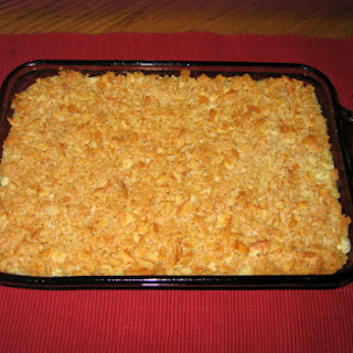 Chicken & Rice a Roni Casserole
