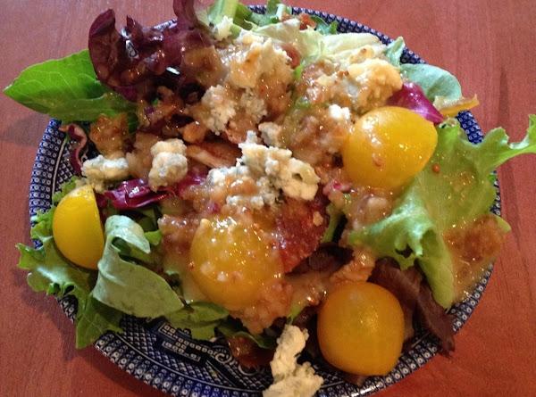 Date Night Bleu Velvet Salad Recipe