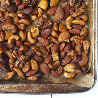 Roasted Masala Spiced Nuts