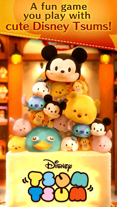 LINE: Disney Tsum Tsumのおすすめ画像1
