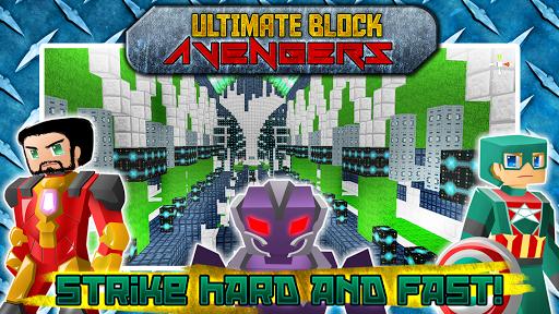 Ultimate Block Avengers