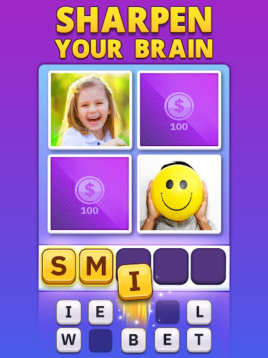 Pics ud83duddbcufe0f - Guess The Word, Picture Word Games apktram screenshots 9
