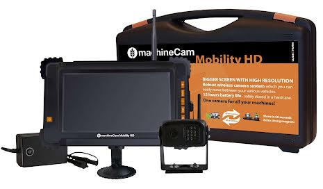 MachineCam Mobility HD