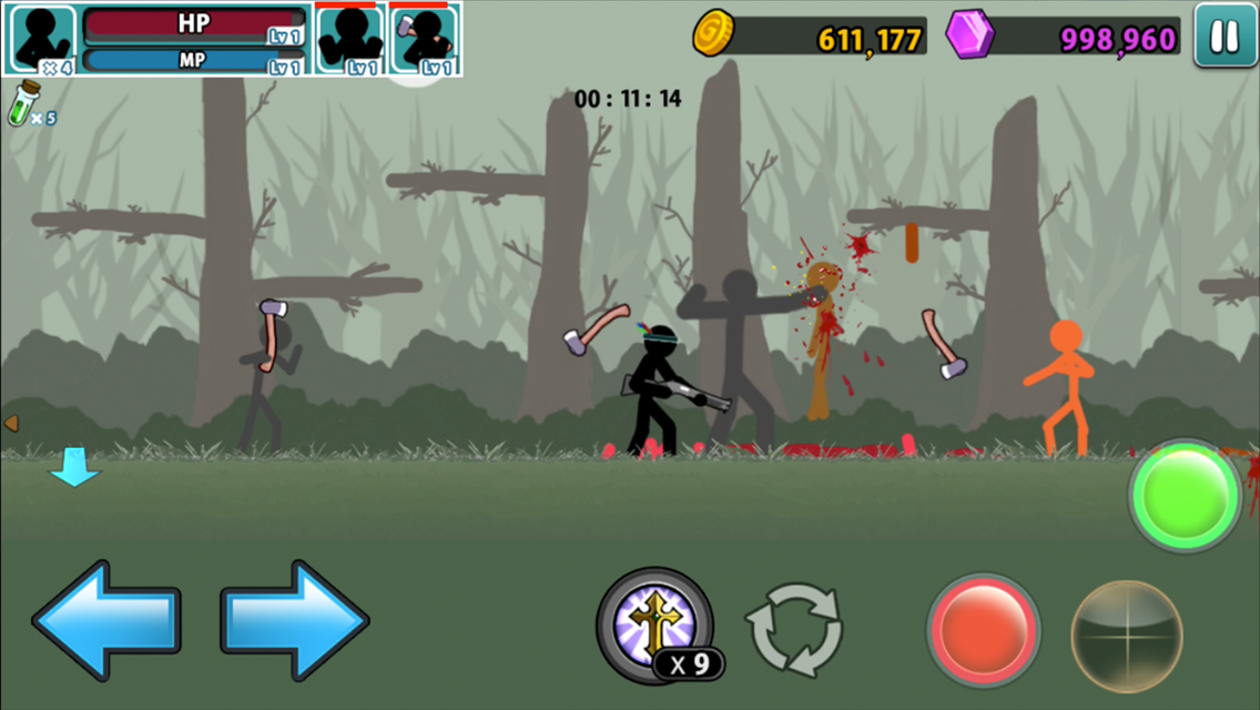 Anger of Stick 5- screenshot
