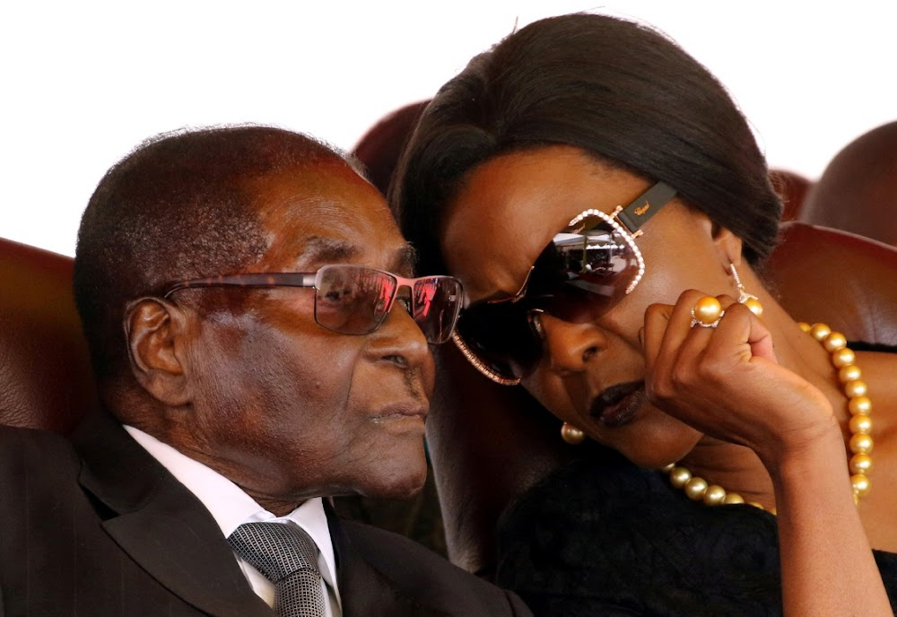 Robert Mugabe's daughter appointed to administer his estate