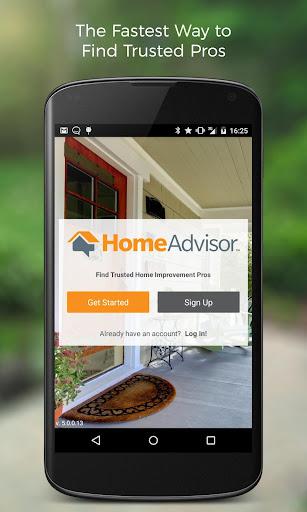 HomeAdvisor Mobile