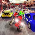 Quad Traffic Rider
