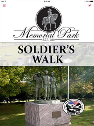 Soldier's Walk Memorial Park- screenshot