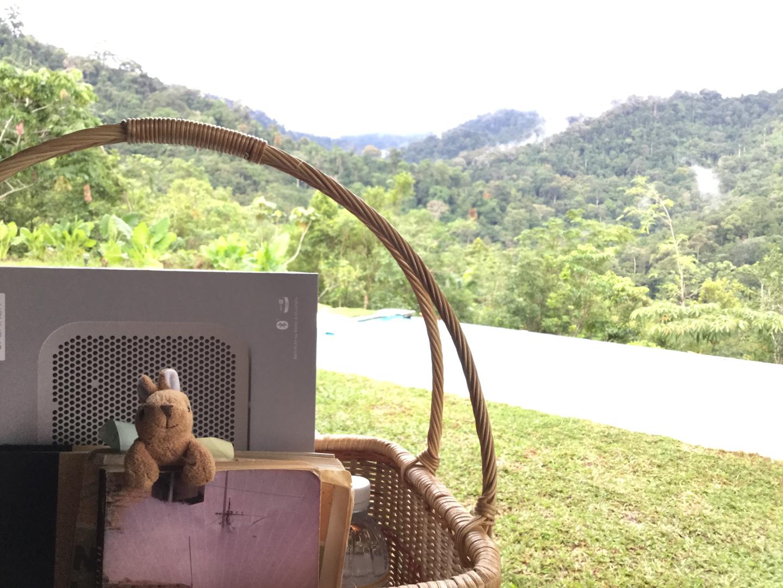 nature staycation malaysia