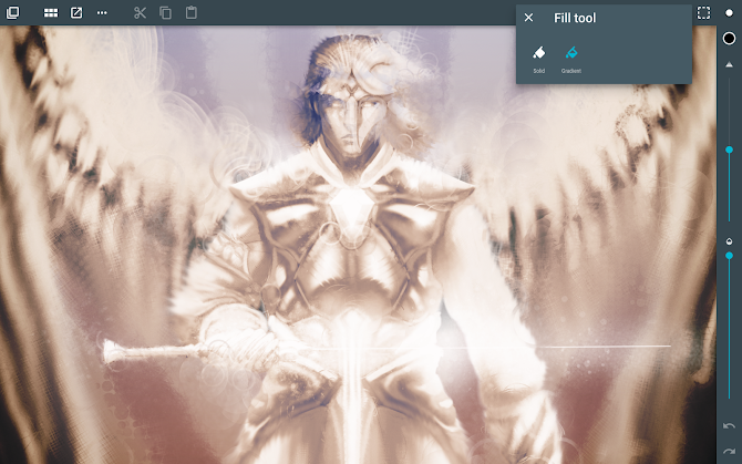 ArtFlow: Paint Draw Sketchbook Android 9