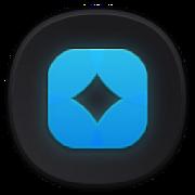 Blue Style - Solo Launcher Theme