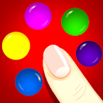 Circus fingers Juggler Icon