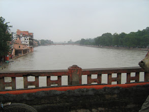 Photo: The holy Ganga