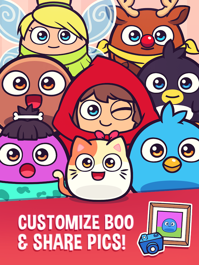 My Boo - Your Virtual Pet Game- screenshot