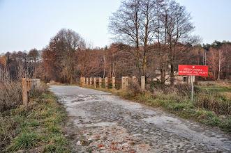 Photo: 81,6 km most, Wola Naropińska