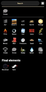 Great Alchemy Mod Apk (Unlimited Research Points) 4
