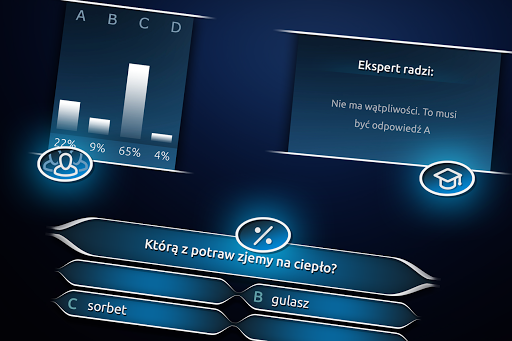 Milionerzy Quiz 2.2.4 screenshots 12
