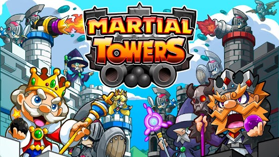Martial Towers Screenshot