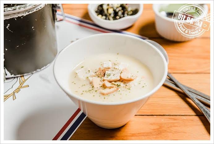 麗貞館附餐湯