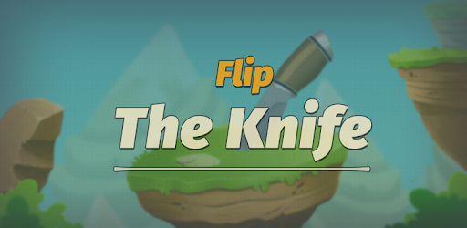 Flip the Knife PvP PRO game for Android screenshot