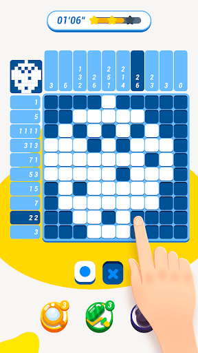 Nono.pixel -  Puzzle by Number & Logic Game - screenshot