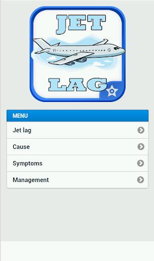 Jet Lag Disease