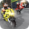 Pixel Moto Shoot Crafting Race file APK Free for PC, smart TV Download