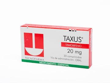 Tamoxifeno Taxus 20Mg Comprimidos Caja x30Com. Tecnofarma