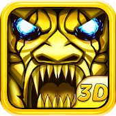 3D Dungeon Endless Run