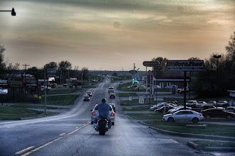 Photo: West entrance/exit Excelsior Springs...