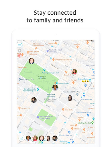 Find My Friends, Family, Kids screenshot 7